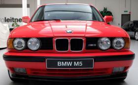 BMW M5 от 1989-та година за 116 хил. лв.? Заслужава ли си?