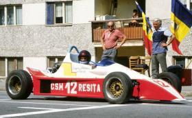 Formula Easter, състезателните серии за едноместни коли от времето на социализма