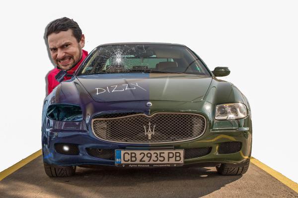Какво коства да съживиш Maserati Quattroporte? Видео!