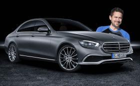 Mercedes-Benz E-клас в новото ни видео!