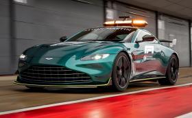Новата кола за сигурност във Формула 1 е зелена! И не е Mercedes!
