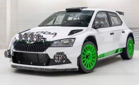 "Fabia Rally2 evo Edition 120 e много бърза ""торта"" по повод 120 години Skoda Motorsport"