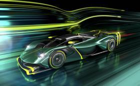 Aston Martin пуска атмосферна крилата версия на страховития Valkyrie