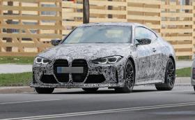 BMW M4 CSL идва с 550 коня и задно!?
