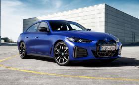 BMW представи i4 M50: първата електрическа М-ка
