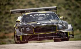 Bentley атакува Пайкс Пийк с този Conti GT3