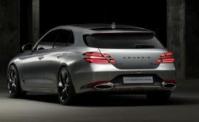 Hyundai атакува Европа с луксозния Genesis G70 комби