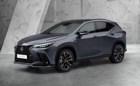Lexus показа второто поколение NX, за първи път марката предлага плъгин хибрид