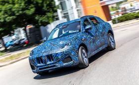 Вижте Maserati Grecale отблизо!