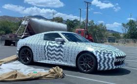 Вижте новия Nissan Z преди премиерата!
