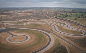 Започнаха тестовете в новия център на Nokian Tyres в Испания