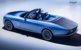 Rolls Royce Boat Tail е уникат, проектиран 4 години