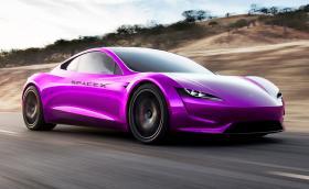 Потвърдено? Tesla Roadster ще вдига 0-60 мили в час за 1,1 секунди