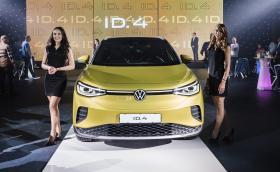 Volkswagen ID.4 дебютира на родна земя. Цените започват от 70 390 лв.