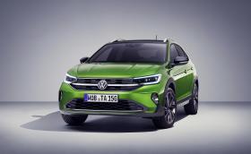 VW е готов с новия си SUV, казва се Taigo