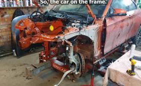"""BMW M2 Competition: от смазано в """"чисто ново"""", само за 28 часа"""