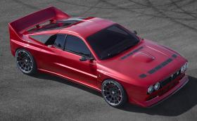 Kimera Automobili EVO37 е мощна 500 коня вълнуваща рестомод интерпретация на тема 'Lancia 037'