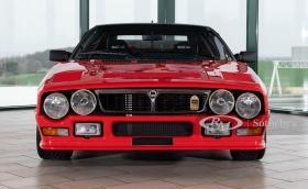 Това е прототип на Lancia Rally 037. Колата от която се ражда рали иконата, се продава