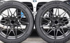 Оригиналните гуми на нов автомобил срещу същите, но купени от магазина? Има ли разлики? Видео!