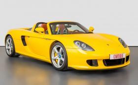 Това Porsche Carrera GT е страхотно, но струва 739 хил. евро