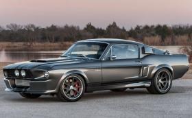 За 458 000 лв. може да купите Shelby GT500CR 900S от 1967-ма с 900+ к.с.