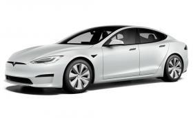 Tesla Model S Plaid май счупи рекорда на Bugatti Chiron на ¼ миля