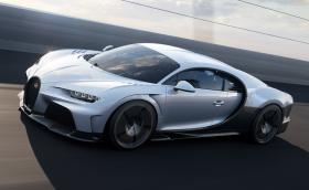 Новото Bugatti Chiron Super Sport е мощно 1600 коня и е по-дълго с 25 см