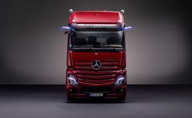 Новият Actros L е S-класата на камионите