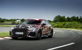 Audi разкри числата за новото RS 3!