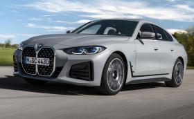 BMW показа новото Серия 4 Гран Купе и обновените X3 и X4