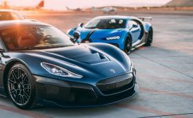 Официално: Bugatti се обединява с Rimac