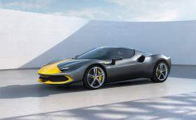 296 GTB: Половин век по-късно Ferrari отново има 6-цилиндров модел.