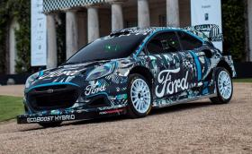 Ford заменя Fiesta с Puma във WRC