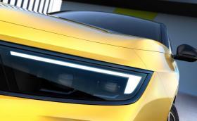 Opel показа първи снимки на новата Astra