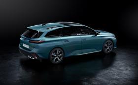 Peugeot пусна елегантното комби на новото 308