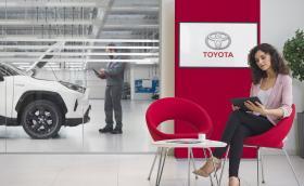 Toyota ще предлага впечатляваща 10-годишна гаранция