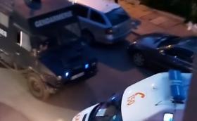 Вижте как се обезврежда предполагаема бомба в София! Видео
