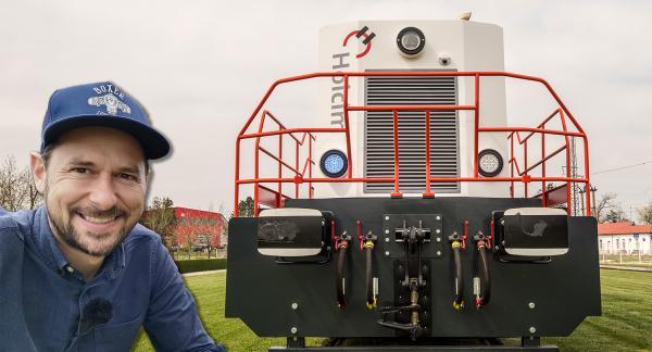 72 тона, 1300 к.с. и 2 милиона евро! Локомотивът MDD5 - разработен и произведен изцяло в България!