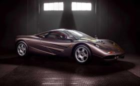 McLaren F1, изминал 387 км, струва над 15 млн. долара (Видео)
