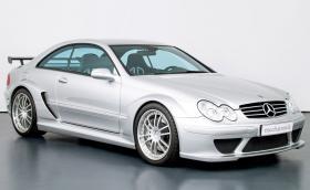 Една от 100-те бройки Mercedes CLK AMG DTM се продава