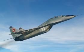 Български изтребител е паднал в Черно море. Издирват пилота! (обновена в 17:05)