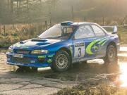 Тази Impreza S6 WRC е най-скъпото Subaru на света. Бе продадено за 708 хил. евро…
