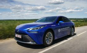 Рекорд: Toyota Mirai измина 1003 км с един резервоар водород