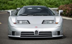 Това 1994 Bugatti EB110 Super Sport е на под 10 хил. км и се продава за 4,5 млн. лв.!