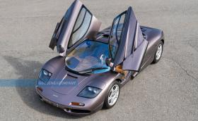Този 1995 McLaren F1 е на 387 км, един от най-запазените екземпляри в света и се продава