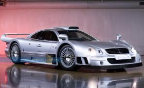 Този 1998 Mercedes-Benz CLK GTR е на под 1500 км и се продава за 10 млн. долара