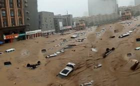 Коли заплуваха в Китай след воден апокалипсис и там