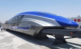 Китай разработи нов влак, който вдига 600 км/ч