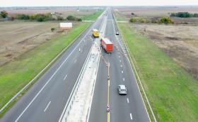 Пускат магистралата от Чирпан до Стара Загора днес, но само в едното платно