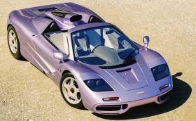 Леле, това е McLaren F1 Roadster